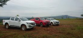 Acara Chevrolet Colorado Offroad