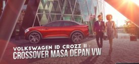 sistem Volkswagen ID Crozz II