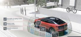 Volkswagen ID Crozz II sisi belakang