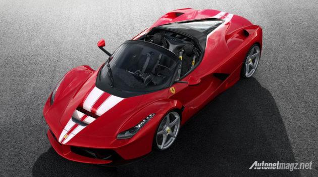 Marchione Mobil Listrik Buatan Ferrari Akan Taklukan Tesla