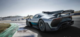 mercedes amg project one frankfurt debut launch