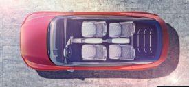 sisi samping Volkswagen ID Crozz II