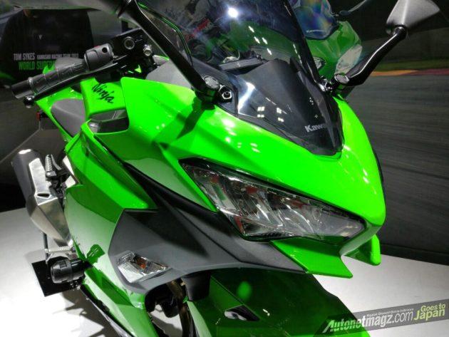 Kawasaki Ninja 250 2018 Resmi Meluncur Tembus 72 4 Juta Autonetmagz