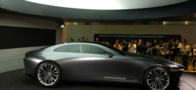 Mazda Vision Coupe Concept belakang