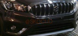 dashboard Suzuki SX4 SCross facelif 2018