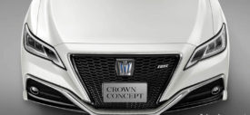toyota crown concept 2018 side