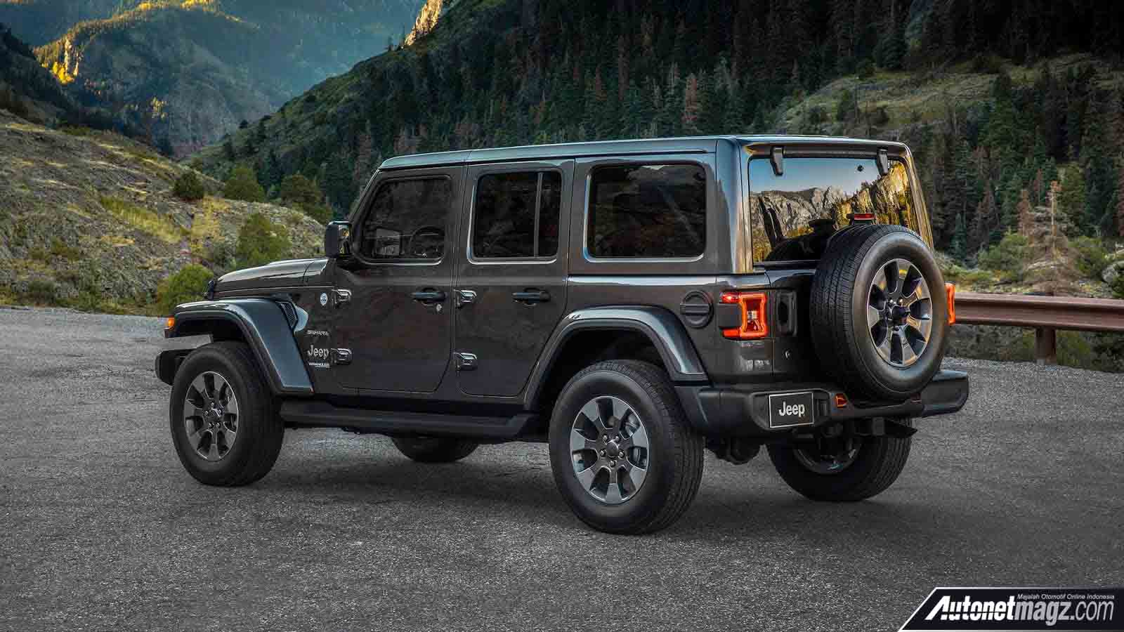 jeep wrangler 2018 hard top long belakang autonetmagz review mobil dan motor baru indonesia. Black Bedroom Furniture Sets. Home Design Ideas