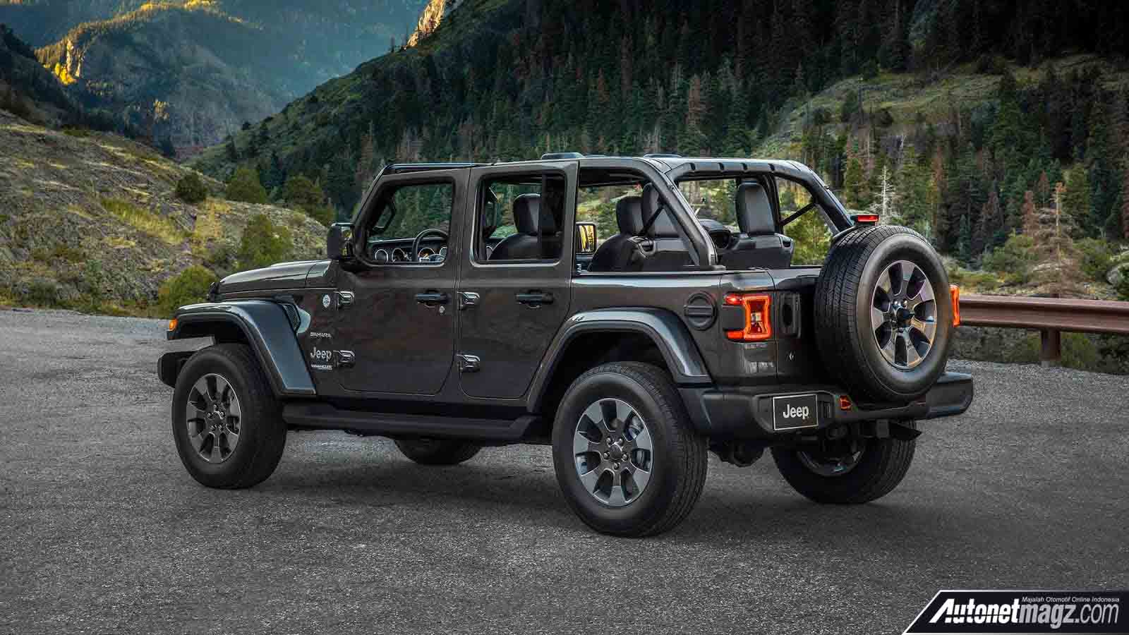 jeep wrangler 2018 long soft top autonetmagz review mobil dan motor baru indonesia. Black Bedroom Furniture Sets. Home Design Ideas