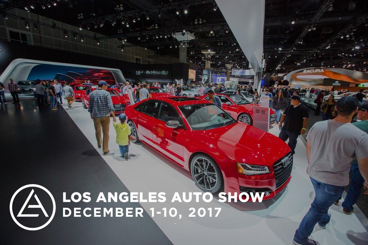 Deretan Mobil Baru Dan Konsep Di La Auto Show 2017