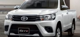 Toyota Hilux Revo Facelift rocco