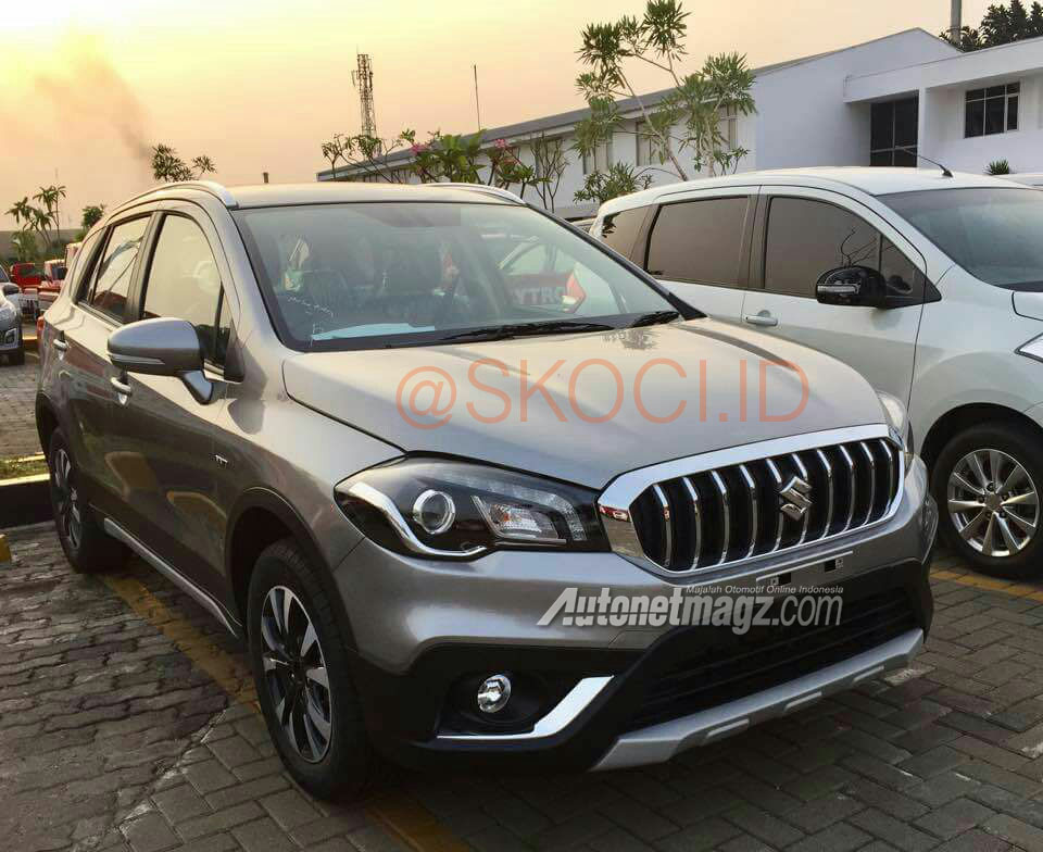 harga suzuki sx4 s cross facelift 2018 naik 7 9 jutaan autonetmagz. Black Bedroom Furniture Sets. Home Design Ideas