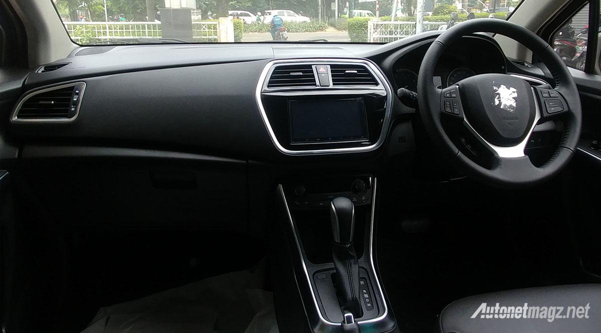 Suzuki Sx Interior Photos