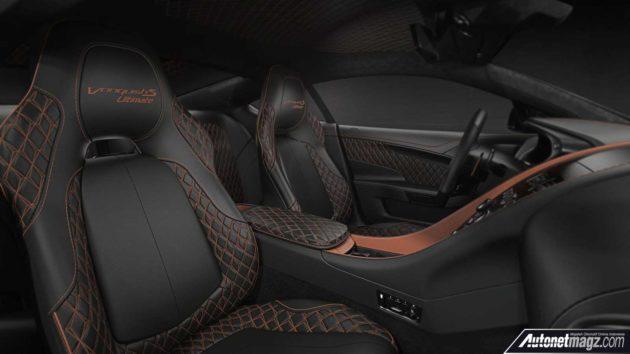 Aston Martin Vanquish S Ultimate Versi Pamungkas Cuma 175 Unit Autonetmagz