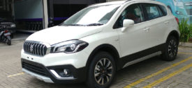 head unit suzuki sx4 s cross facelift 2018 indonesia
