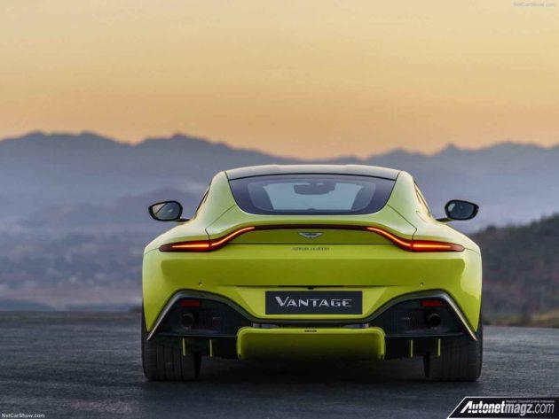 Aston Martin Resmi Rilis Mobil Ikoniknya New Aston Martin Vantage Autonetmagz