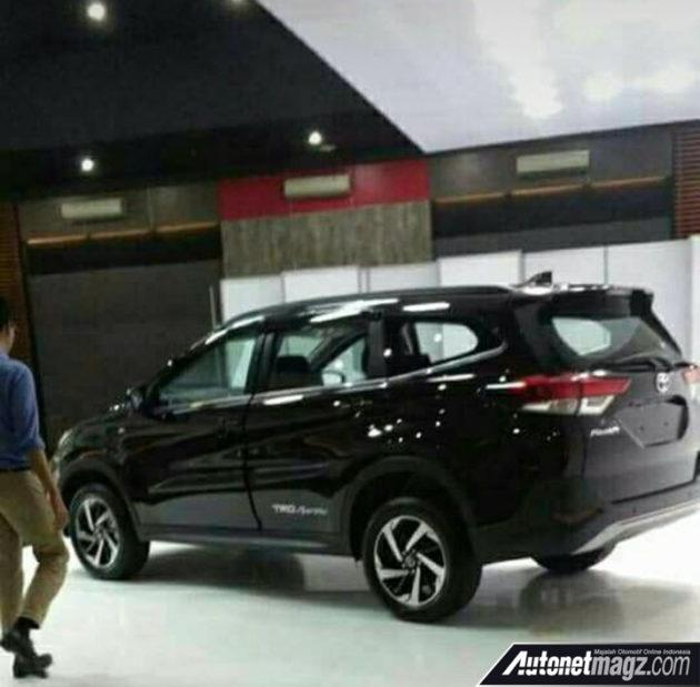 Toyota Rush 2018 Ini Dia Bocoran Fitur Fiturnya