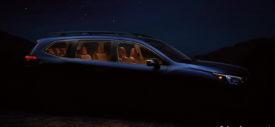 teaser subaru ascent la auto show