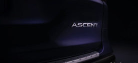 teaser subaru ascent 2018