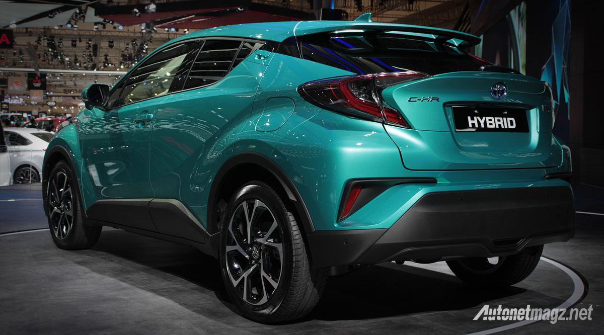 Toyota C HR Indonesia Meluncur Sebelum IIMS 2018 AutonetMagz