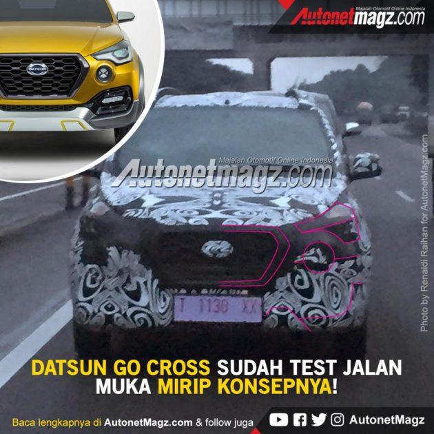 Interior Mobil Datsun Go Cross | Cars News