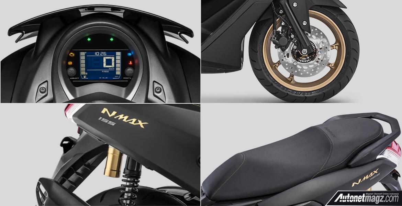 Detail Ubahan Di Yamaha Nmax 155 2018 Autonetmagz Review Mobil Dan Motor Baru Indonesia