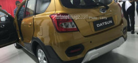aksesoris datsun go cross indonesia
