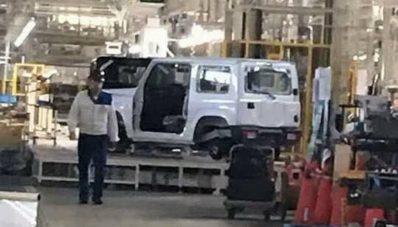 Produksi Suzuki Jimny Tertangkap Kamera, Lebih Boxy ...
