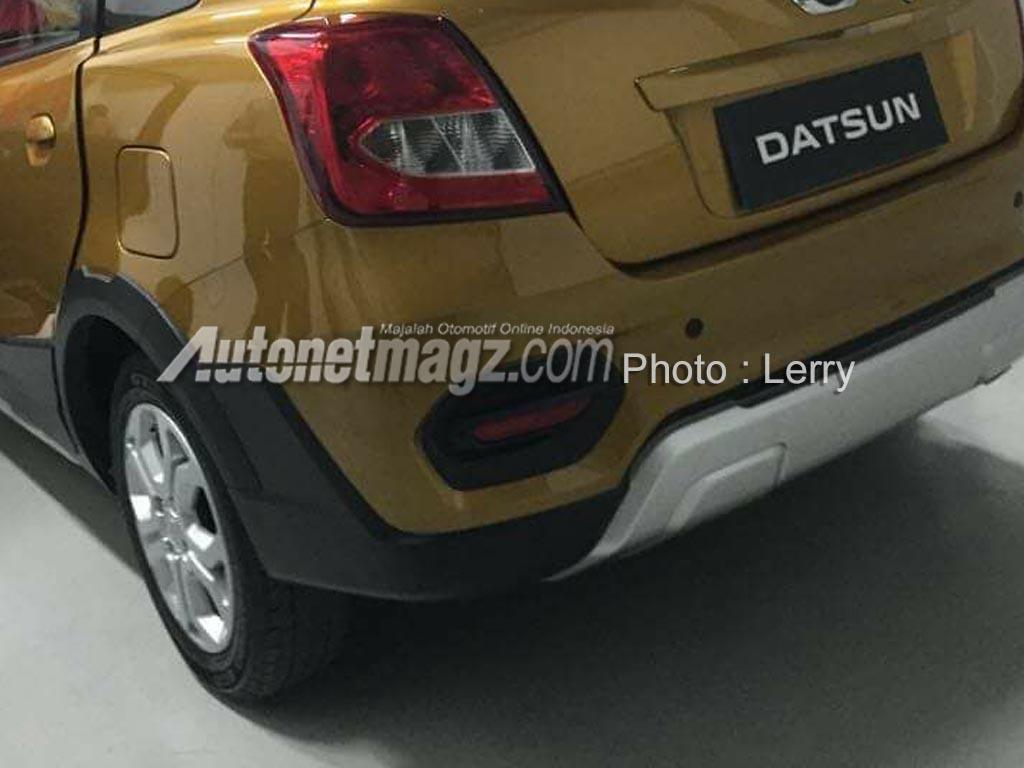 Datsun GO Cross Tertangkap Kamera Ternyata Cuma Aksesoris AutonetMagz
