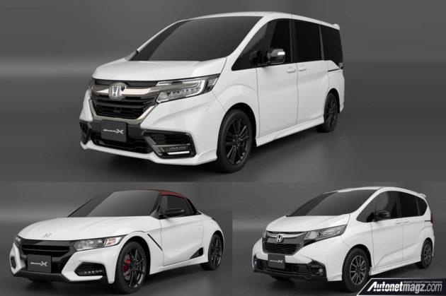Honda CR V Custom Concept Akan Hadir Di Tokyo Auto Salon