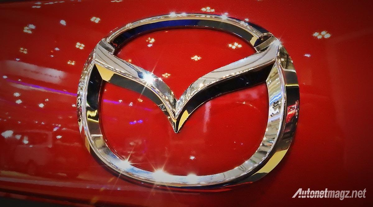 International, logo mazda: Mazda : Kami Belum Percaya Mesin Kecil Berturbo