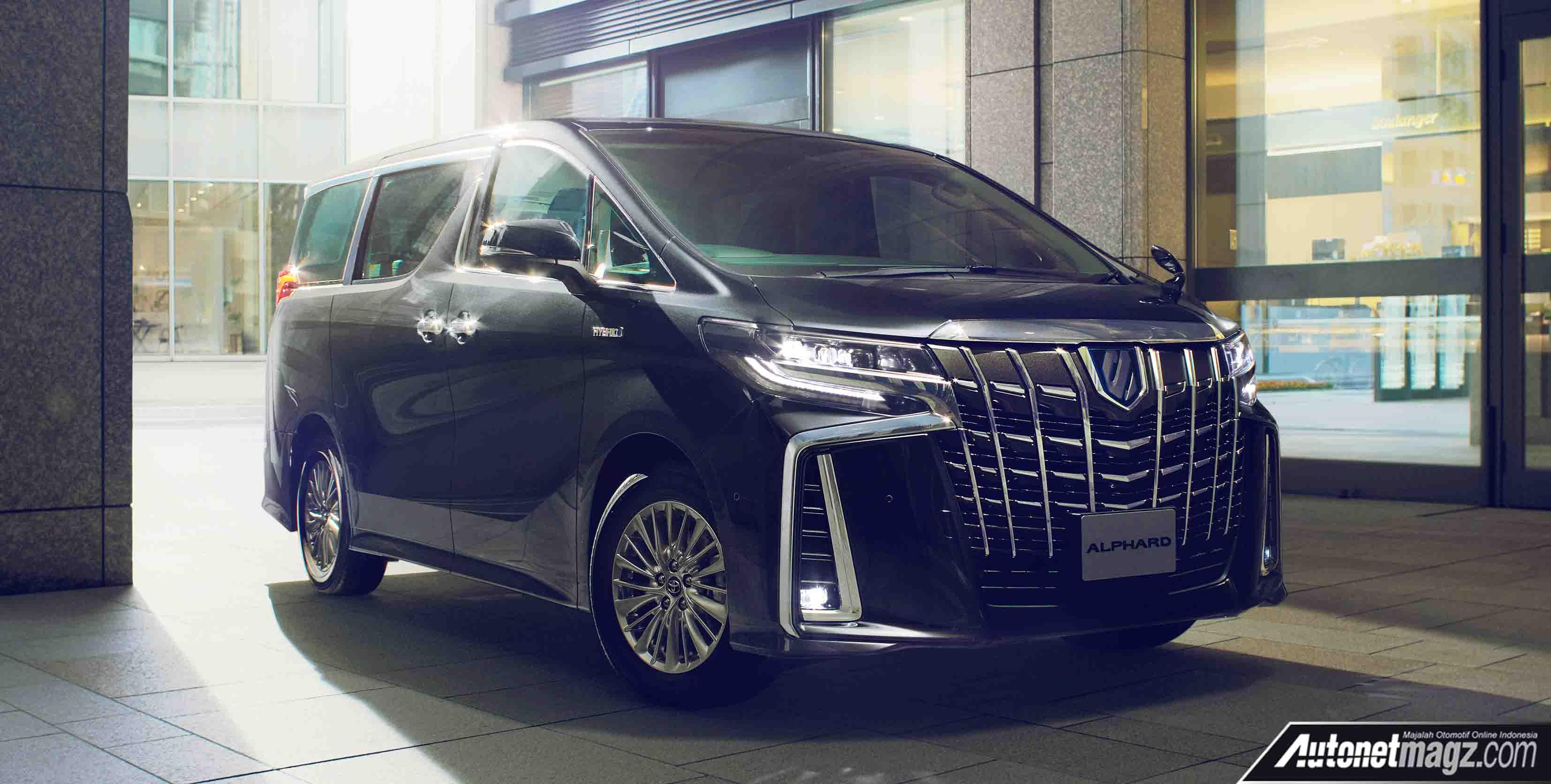 Kelebihan Mobil Alphard Terbaru Spesifikasi