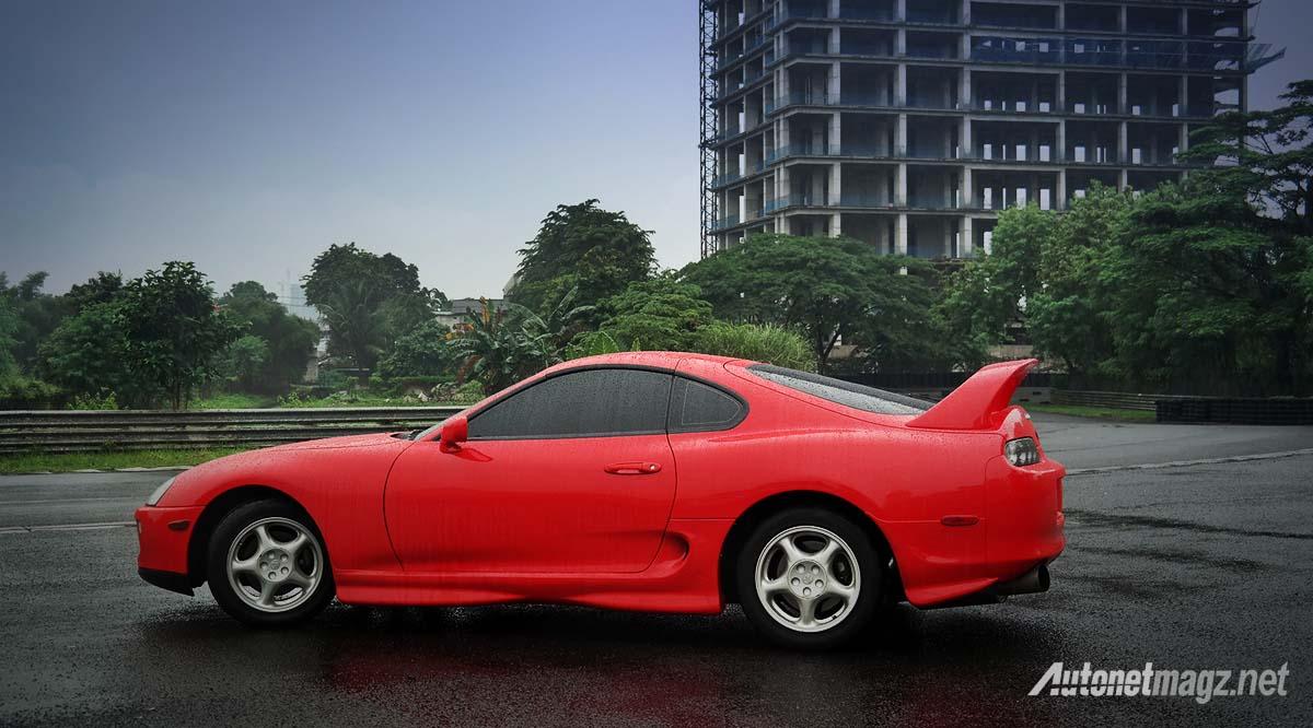 Pilihan Nama Toyota Supra Baru 2000 Gt Atau Supra 3000