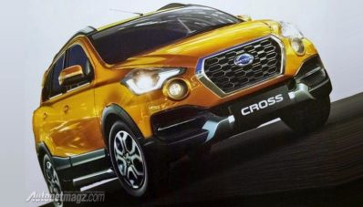 Bocoran Brosur Datsun Cross : Ada VDC dan ABS! - AutonetMagz