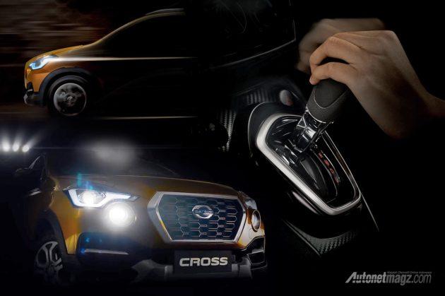 Datsun Cross Dipastikan Pakai CVT, Akhirnya Matik Juga ...