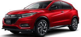 Honda HR-V Facelift High Trim