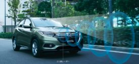 Honda HR-V Facelift 2018
