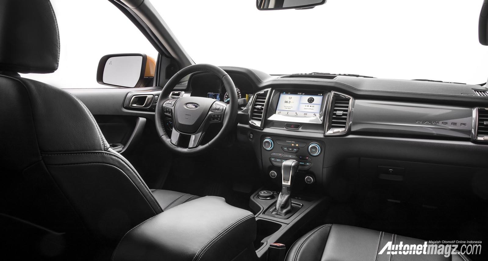 Berita dashboard ford ranger 2018 ford ranger 2018 mesin ecoboost dan transmisi 10