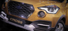 datsun cross 2018 mesin