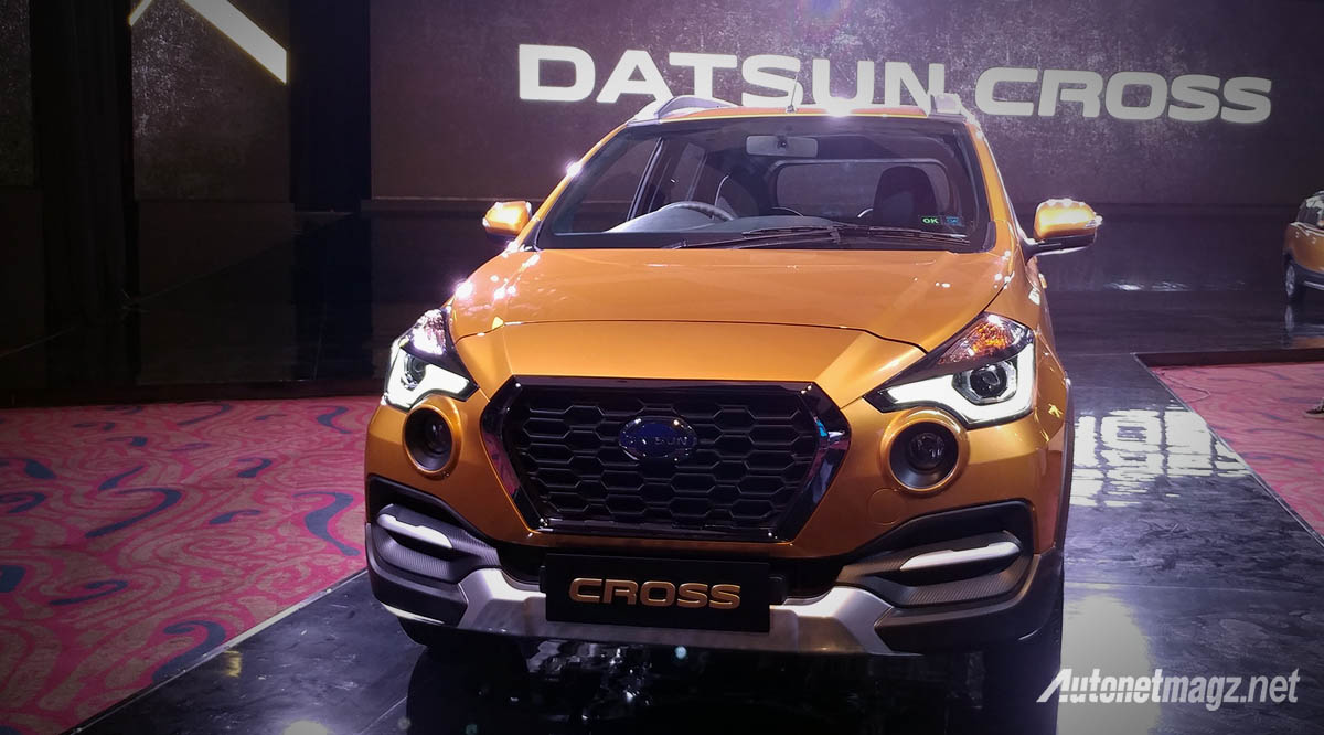 Datsun, datsun cross 2018 indonesia: First Impression Review Datsun Cross 2018