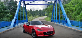 mazda mx-5 2018 open roof