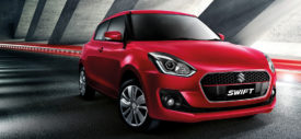 sisi belakang All New Suzuki Swift Thailand