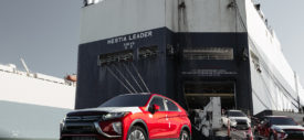 shipment Mitsubishi Eclipse Cross US