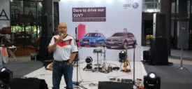 Test drive VW & Audi Offensive SUV