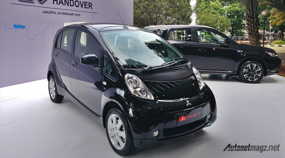 Mobil Listrik Mitsubishi I Miev Tutup Usia Autonetmagz