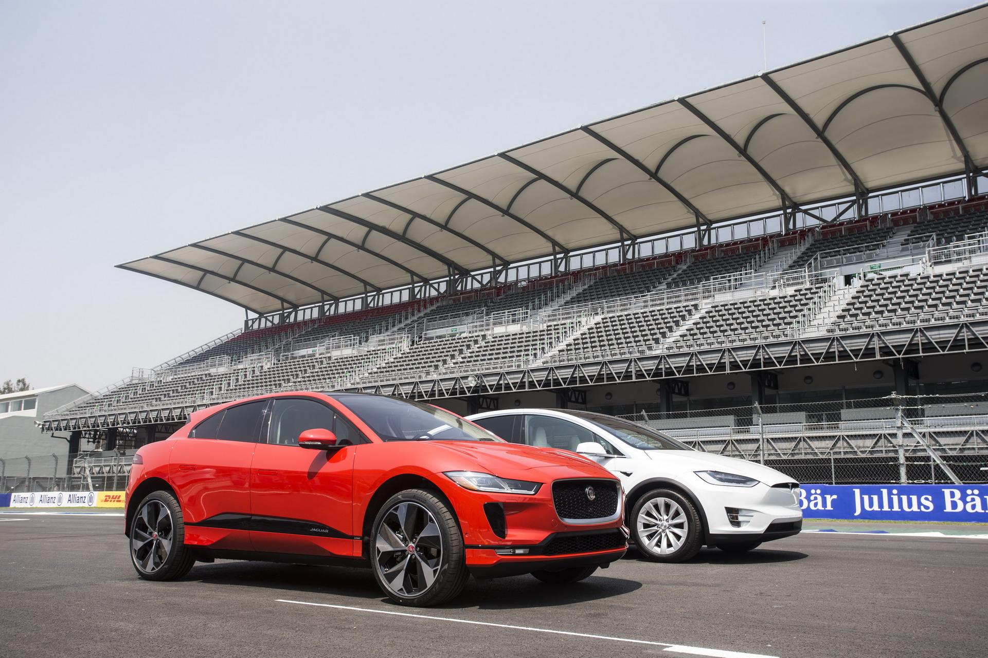 Geneva International Motor Show, New-Jaguar-i-Pace-123: Jaguar I-Pace : Siap Melawan Tesla Model X