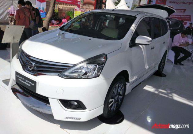 Nissan Grand Livina Special Version 2018 Ini Perubahannya Autonetmagz