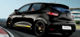 Renault Clio RS 18 Limited Edition sisi depan