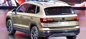Volkswagen Powerful Family SUV sisi samping
