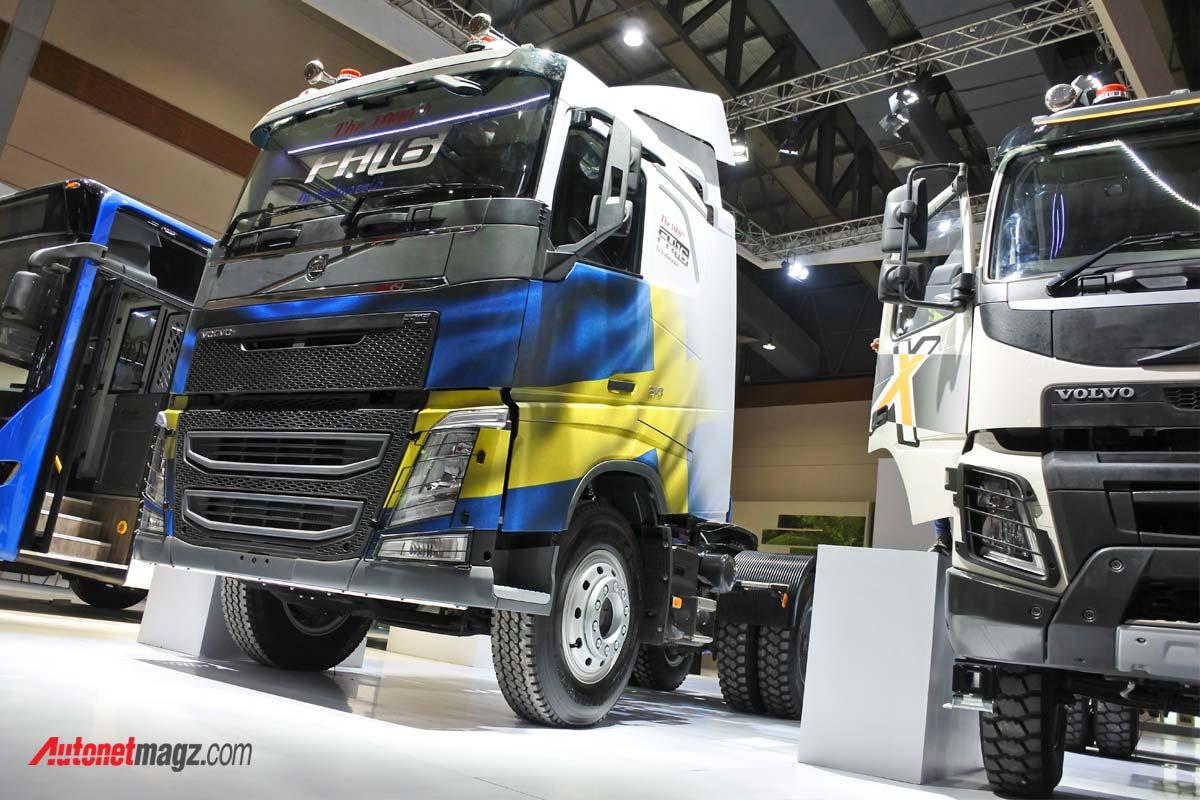 2018 Volvo Truck >> Volvo Fh16 Truk Indo Truck Utama Autonetmagz Review