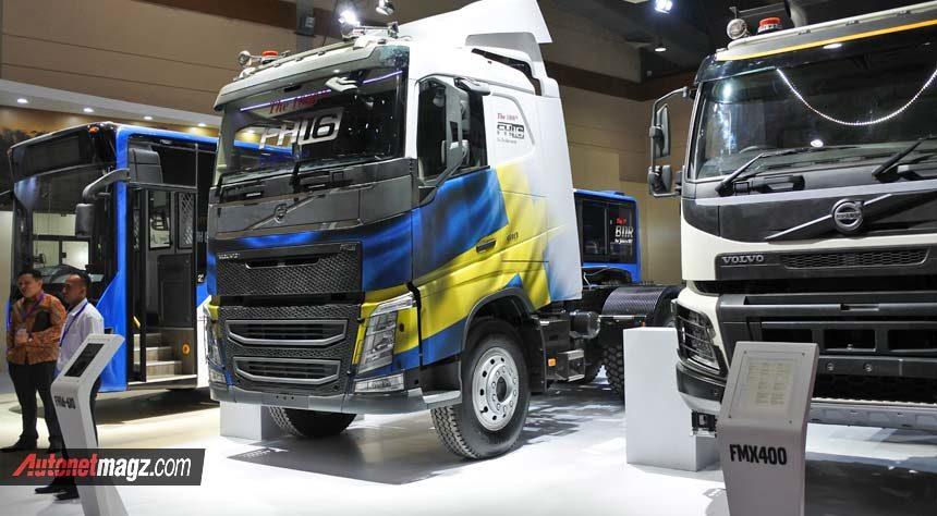 2018 Volvo Truck >> Giicomvec 2018 Volvo Trucks Rayakan 1000 Unit Fh16